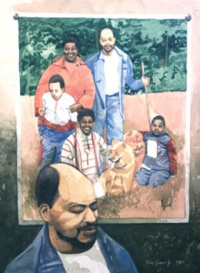 Pastor Eric Paynes family